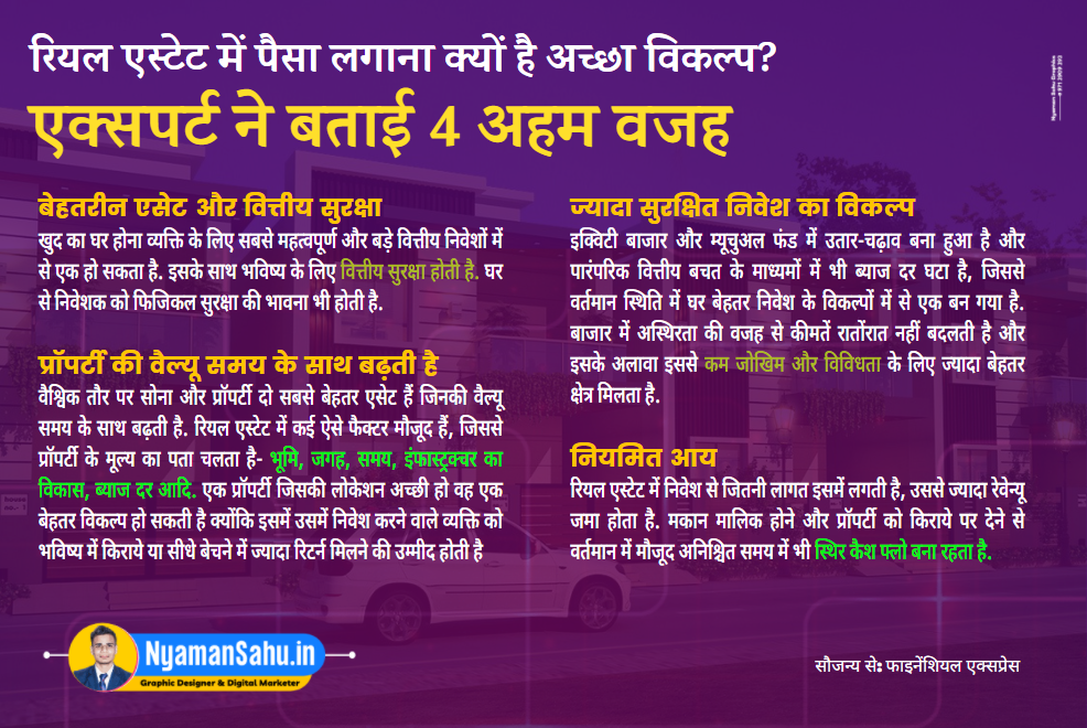real estate me invest kaise kare