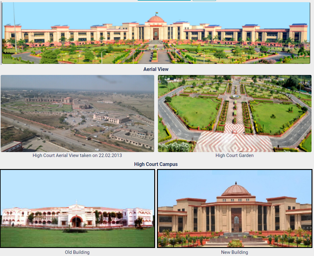 Images of Bilaspur High Court